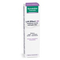 Somatoline Cosmetic Lift Effect 4D Contorno Occhi Antirughe Filler 15ml