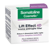 Somatoline Cosmetic Lift Effect 4D Crema Antirughe Filler Giorno 50ml