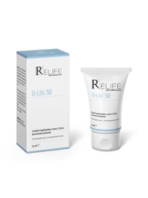 U-Life 50 Crema Idratante Pelle Secca 30 ml