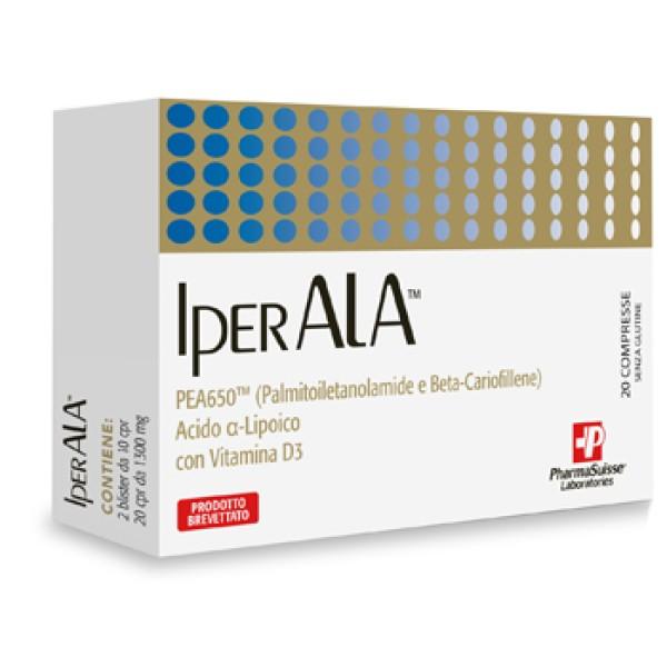 Iperala 20 Compresse - Integratore Antinfiammatorio