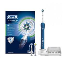 Oral-B Pro 4000 Spazzolino Elettrico Crossaction