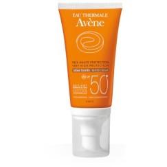 Avene Solare Crema Viso Colorata SPF 50+ Protezione Alta 50ml