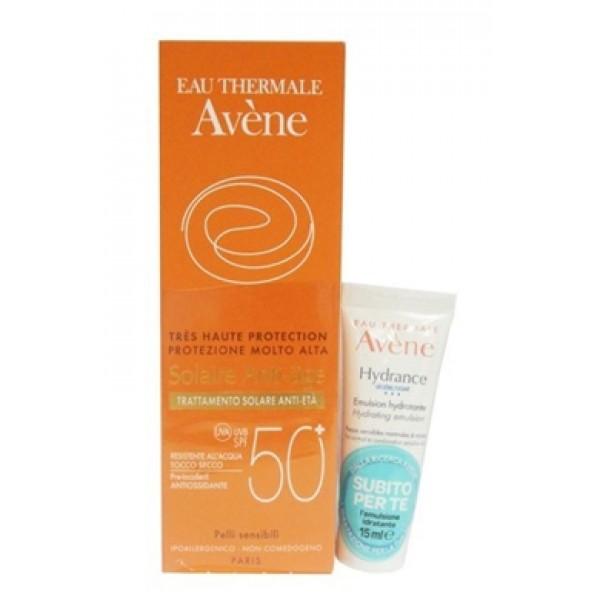 Avene Crema Viso Anti-Age SPF50 + Hydrance 15ml