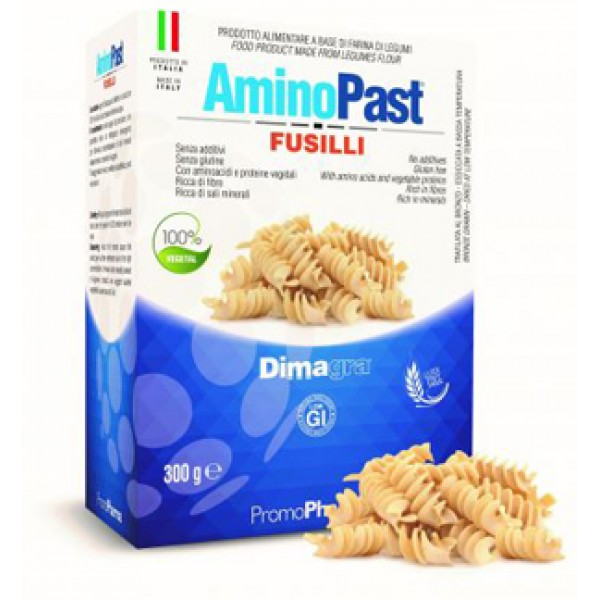 Dimagra Amino Pasta Fusilli 300 grammi PromoPharma