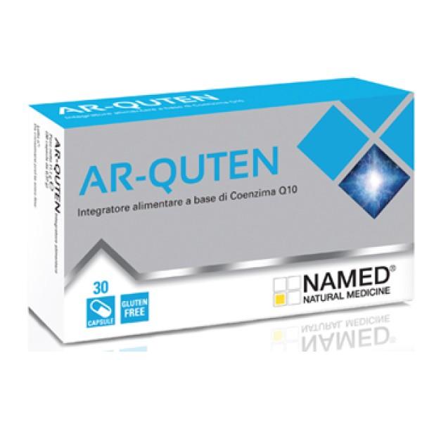 Named AR-Queten Integratore Antiossidante 30 Capsule