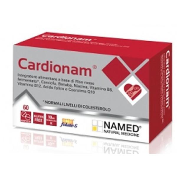 Named Cardionam Integratore Alimentare 60 Compresse