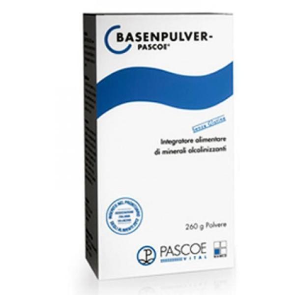 Named Basenpulver Pascoe Integratore Sali Minerali 260 grammi