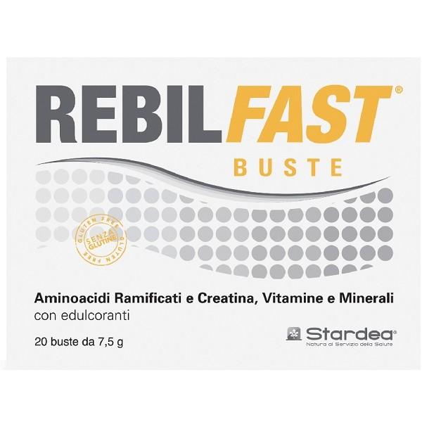 Rebilfast 20 Bustine - Integratore Alimentare