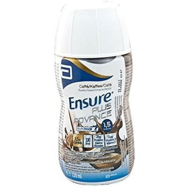 Ensure Plus Advance Gusto Caffe' 4 x 200 ml