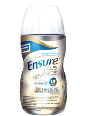 Ensure Plus Advance Gusto Vaniglia 4 x 220 ml