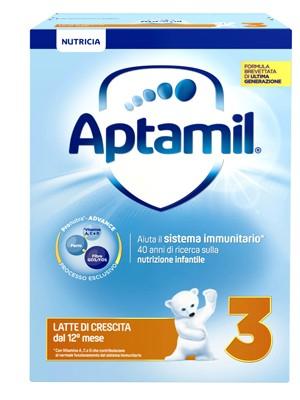 Aptamil 3 Latte in Polvere 600 grammi