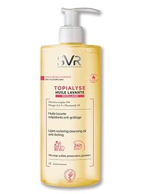 SVR Topialyse Olio Lavante Micellare Corpo Antiprurito 1000 ml