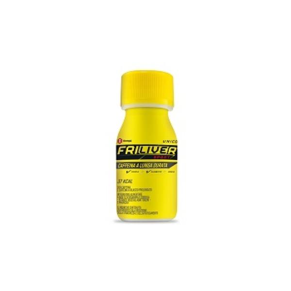 Friliver Sport Unico Integratore Sportivo con Caffeina 2 x 60 ml