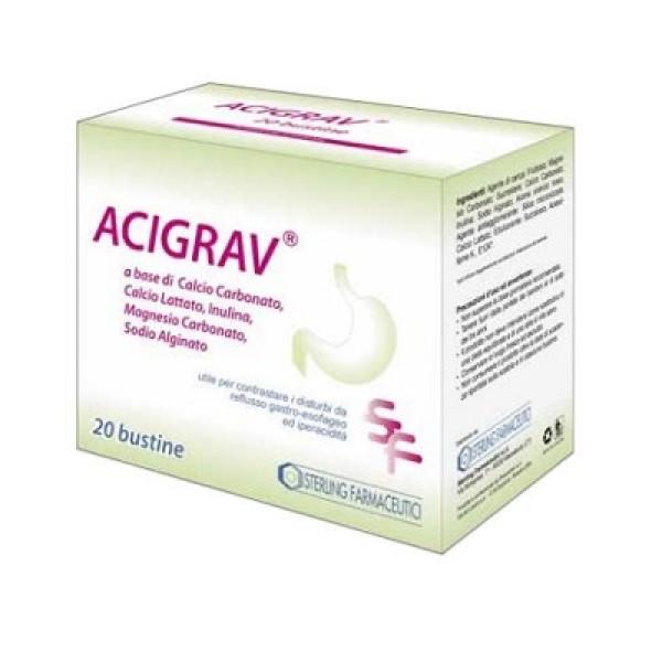 ACIGRAV 20 Bust.3g