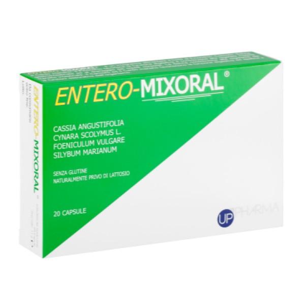 Entero-Mixoral 20 Capsule - Integratore Alimentare