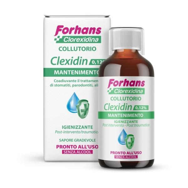Forhans Clexidin Collutorio 200 ml