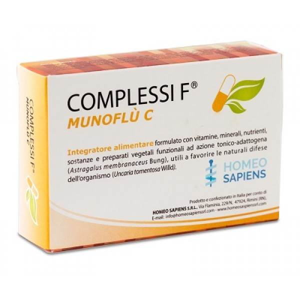 COMPLESSI F MONOFLU'C 30 Cpr