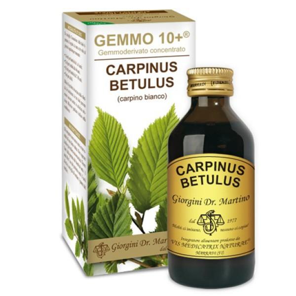 Gemmo 10+ Carpinum Betulus 100 ml Dr. Giorgini - Integratore Alimentare