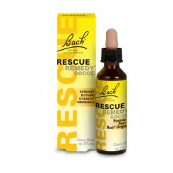 Rescue Remedy Fiori di Bach Original Gocce 20 ml