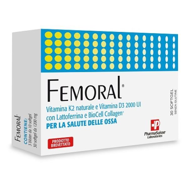 Femoral 30 Softgel - Integratore Ossa