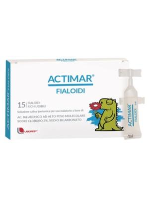 Actimar Fialoidi Soluzione Salina Impertonica Bambini 5 Pezzi Monodose