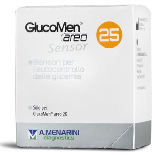 Glucomen Areo Sensor 25 pezzi