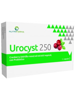 UROCYST*250 15 Cps