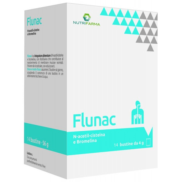 FLUNAC 14 Bust.4g
