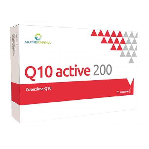 Q10 Active 20 Cps 200mg