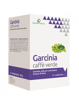 GARCINIA&CAFFE'VERDE 60Cpr