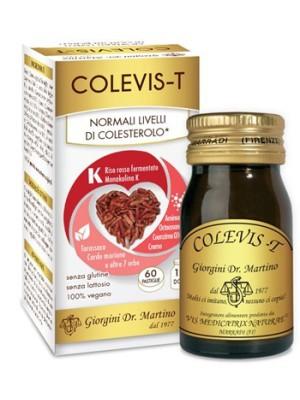 Colevis 60 Pastiglie Dr. Giorgini - Integratore Funzionalita' Epatica