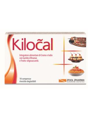 Kilocal 10 compresse - Integratore Alimentare Dimagrante