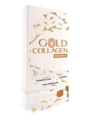Gold Collagen Defence 30 Compresse - Integratore Pelle