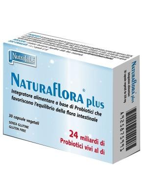 NATURAFLORA Plus 30 Cps