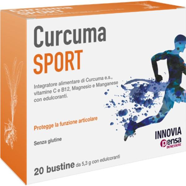 Curcuma Sport 20 Bustine