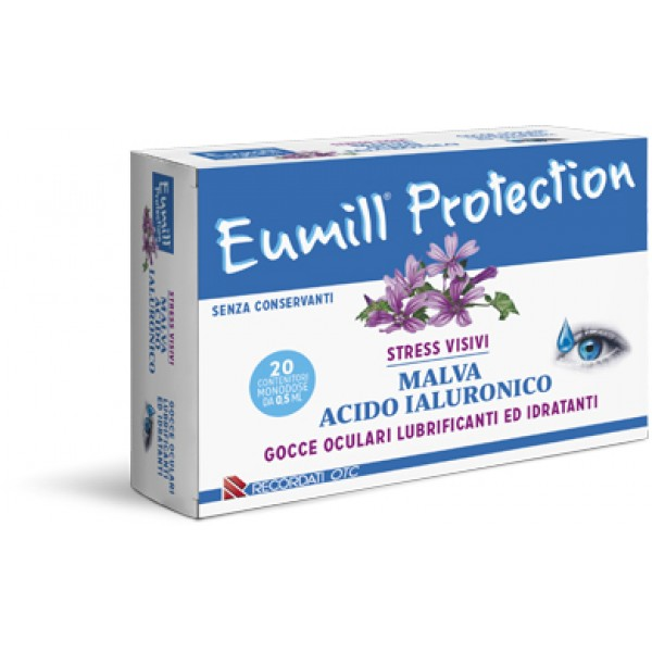 Eumill Protection Gocce Oculari 20 Flaconcini