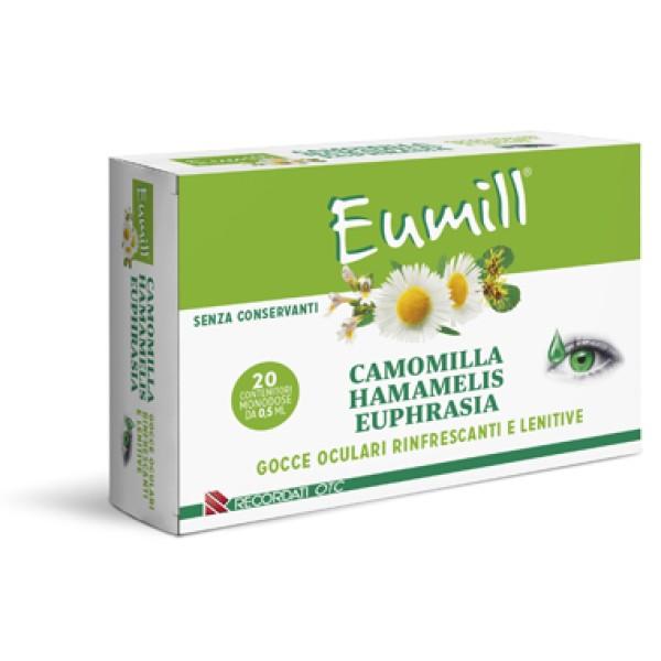Eumill Gocce Oculari 20 Flaconcini