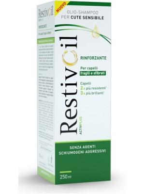 Restivoil Shampoo Activ Plus Capelli Fragili 250 ml
