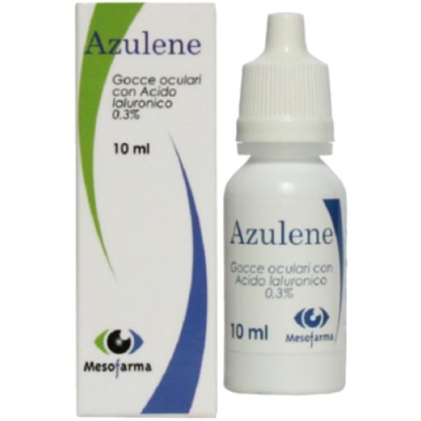 AZULENE Gtt Oculari 10ml
