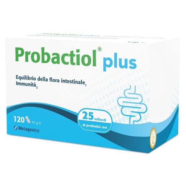 Metagenics Probactiol Plus Protect Air 120 Capsule - Integratore Intestinale