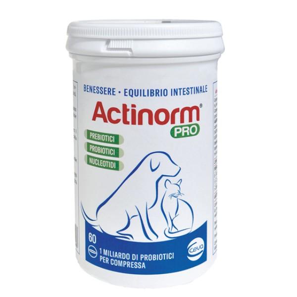 Ceva Actinorm 60 Compresse - Integratore Alimentare Cani e Gatti