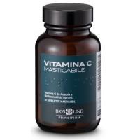 Bios Line Principium Vitamina C 60 Compresse Masticabili - Integratore Alimentare
