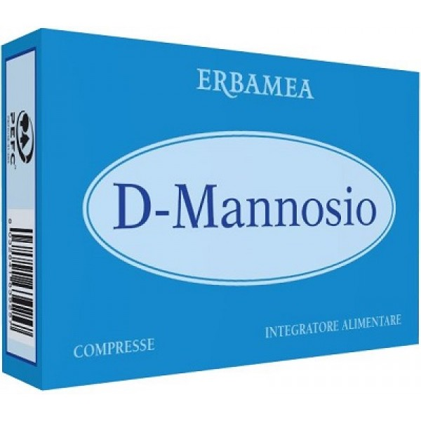 D Mannosio 24 Compresse - Integratore Alimentare