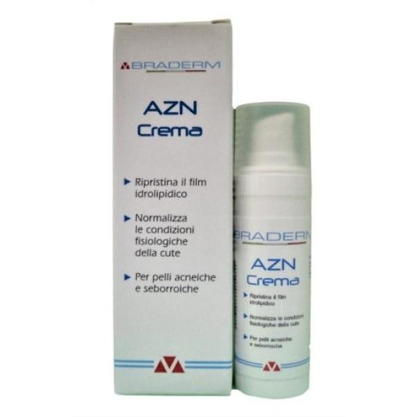 Braderm AZN Crema 30 ml