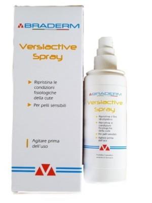 Braderm VersiActive Spray Dermatite Seborroica 100 ml
