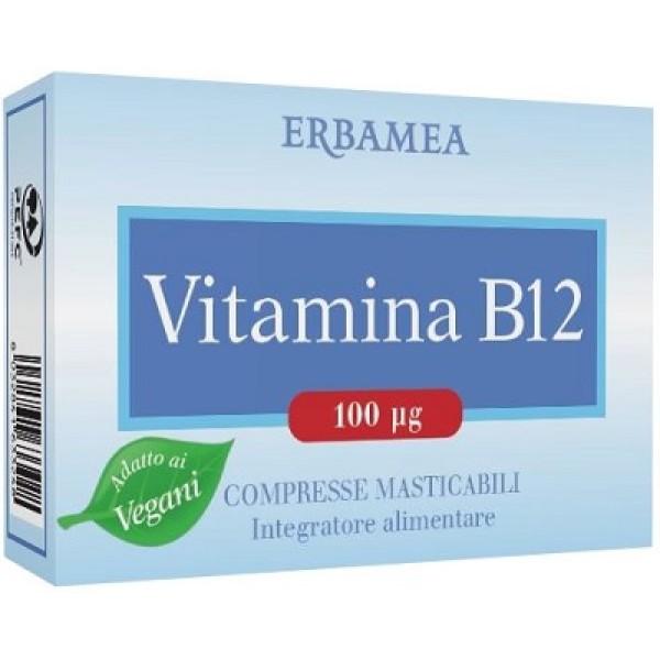 Vitamina B12 90 Compresse Masticabili - Integratore Alimentare