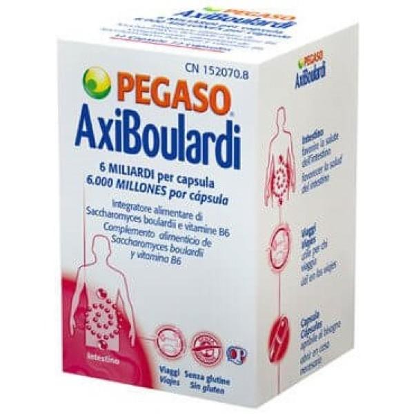 Pegaso AxiBoulardi Integratore 60 Capsule