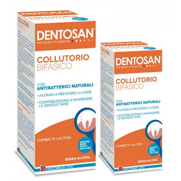 Dentosan Collutorio Bifasico 200 ml