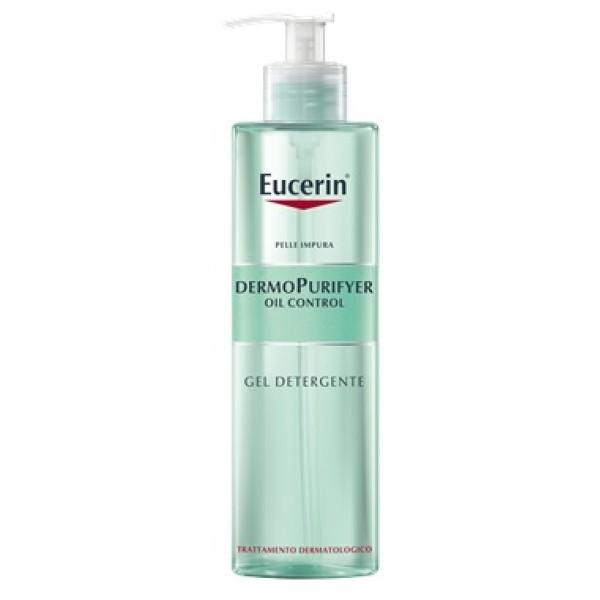 Eucerin DermoPurifyer Oil Control Gel Detergente 400ml
