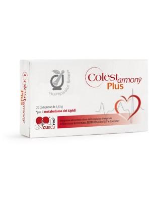 Selerbe Colestarmony Plus 20 Compresse - Integratore per Colesterolo